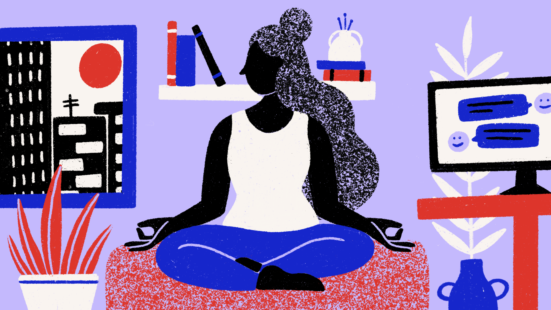 Self Care for Creatives: Staying Sane and Embracing Downtime When You're Working From Home